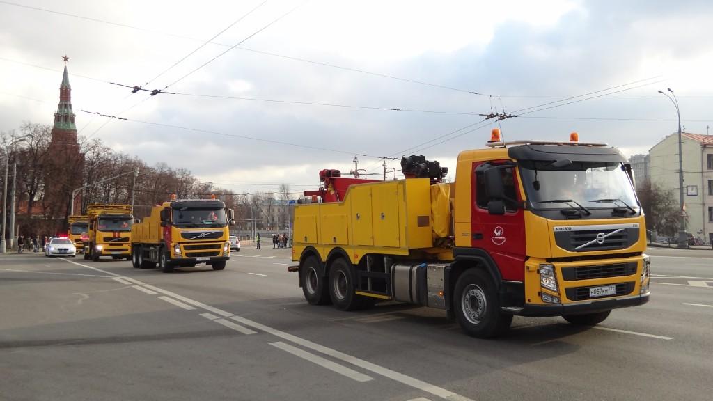 машины для ремонта троллейбусов