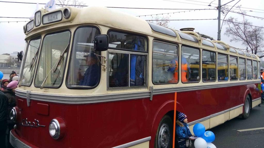 Троллейбус СВАРЗ-МТБЭС