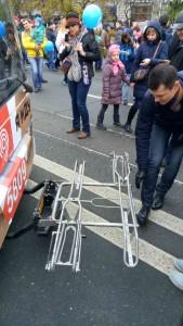 устройство для велосипедов