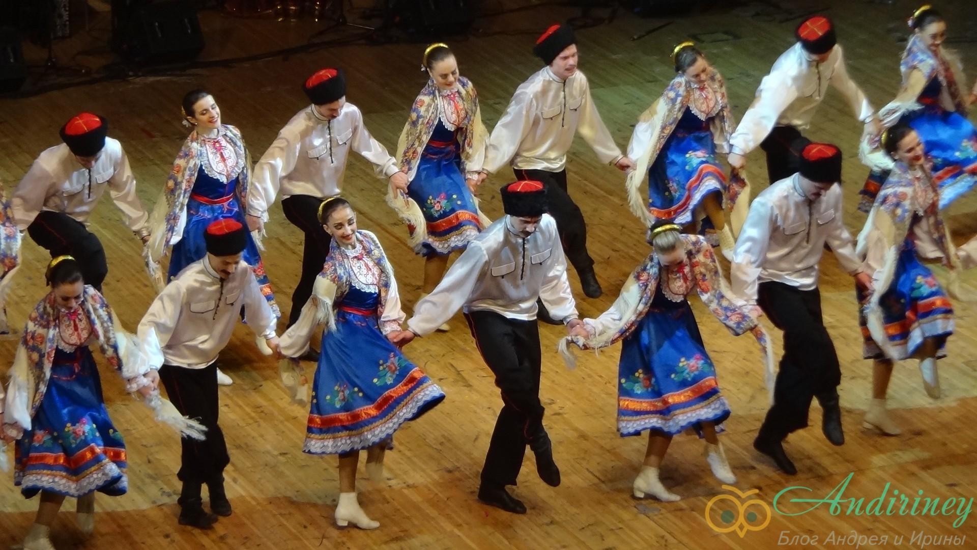 Казаки России