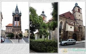Достопримечательности Праги. Собор Святого Индржиха и Святой Кунгуты