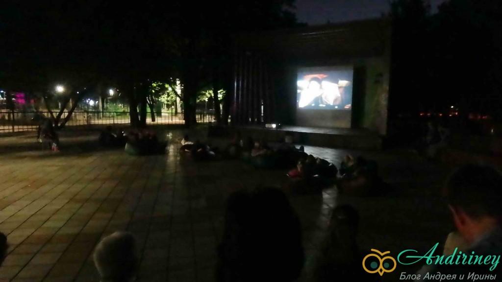 Ночь кино в Москве 2016