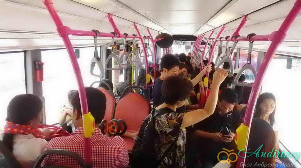 Как доехать до зоопарка в Сингапуре автобусом