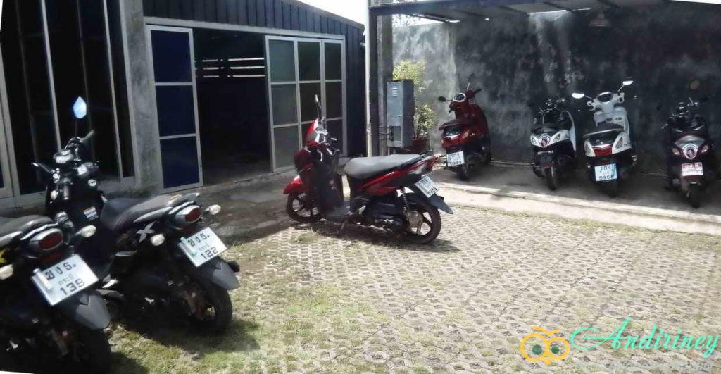 Скутер в Тайланде