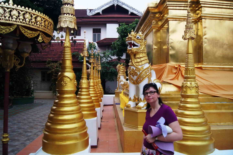 Чианграй. Wat Phra Sing