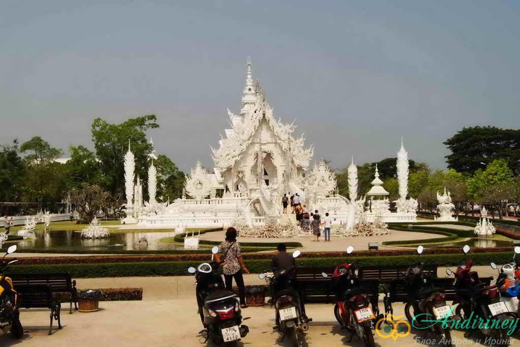 Скутер в Таиланде