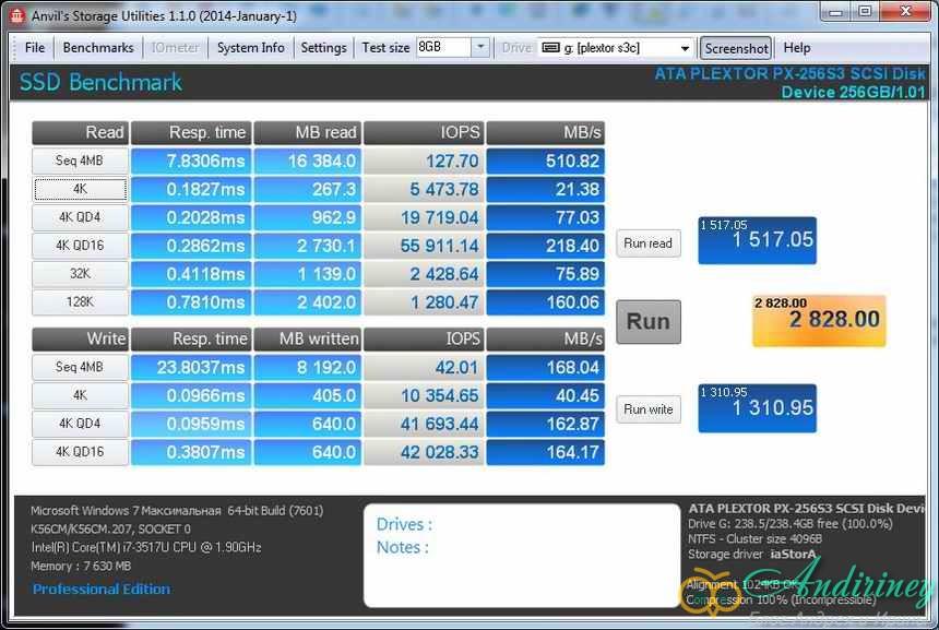 Plextor S3C - обзор