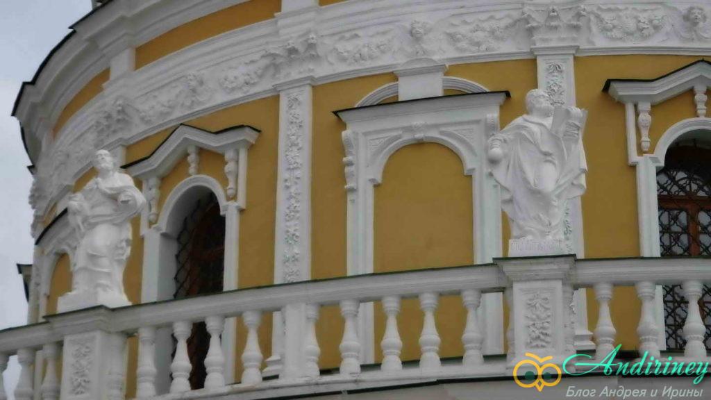Подмоклово. Храм Рождества Пресвятой Богородицы