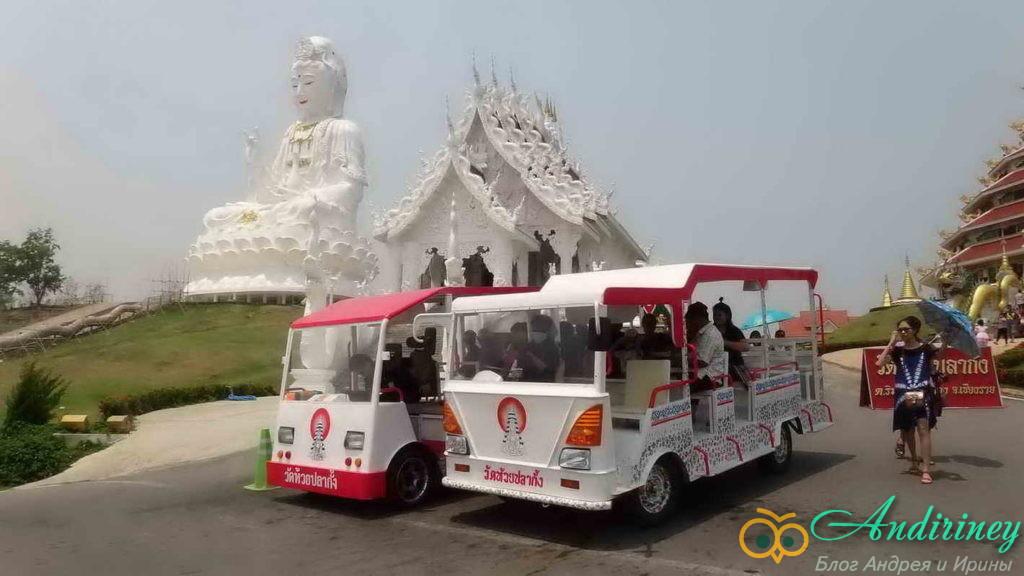 Wat Huai Pla Kung Temp