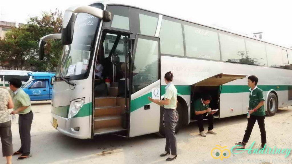 Автобус в Чианг Май класса VIP