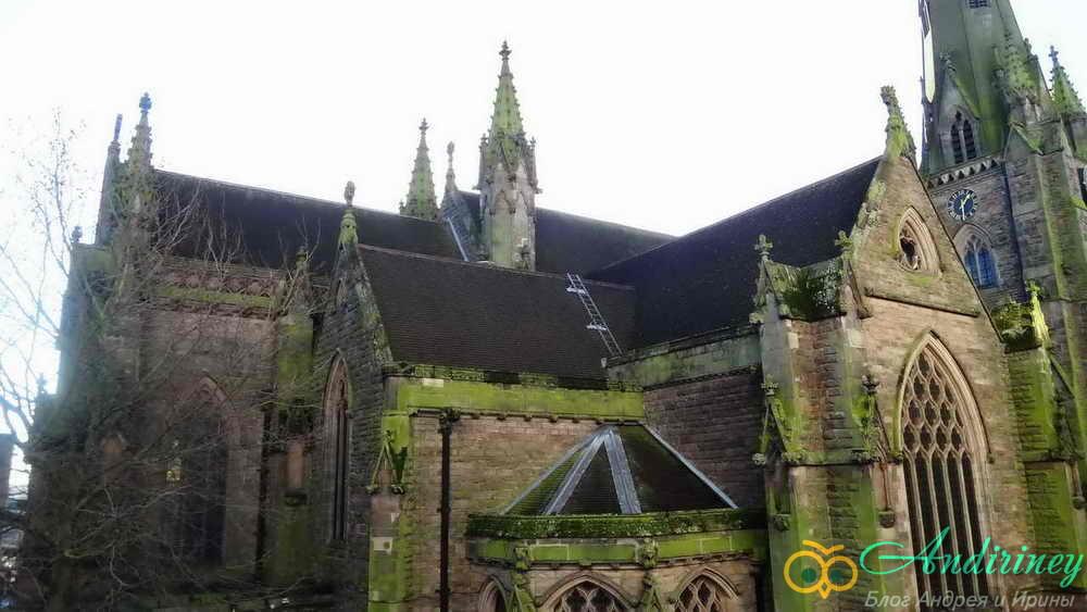 Собор Святого Мартина в Бирмингеме