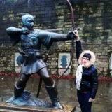 Достопримечательности Ноттингема. Робин Гуд