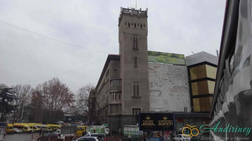 Тбилися в январе