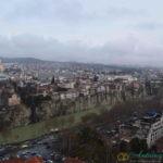Тбилиси в январе. Нарикала