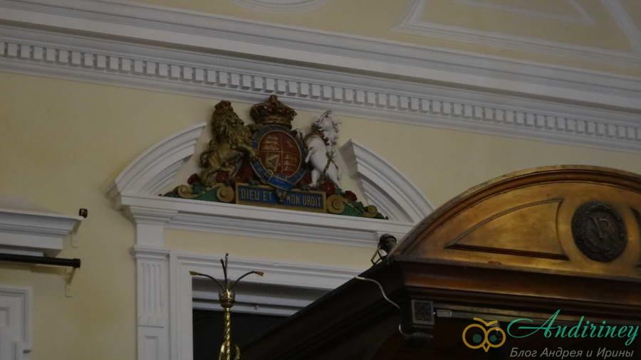Музей юстиции в Ноттингеме