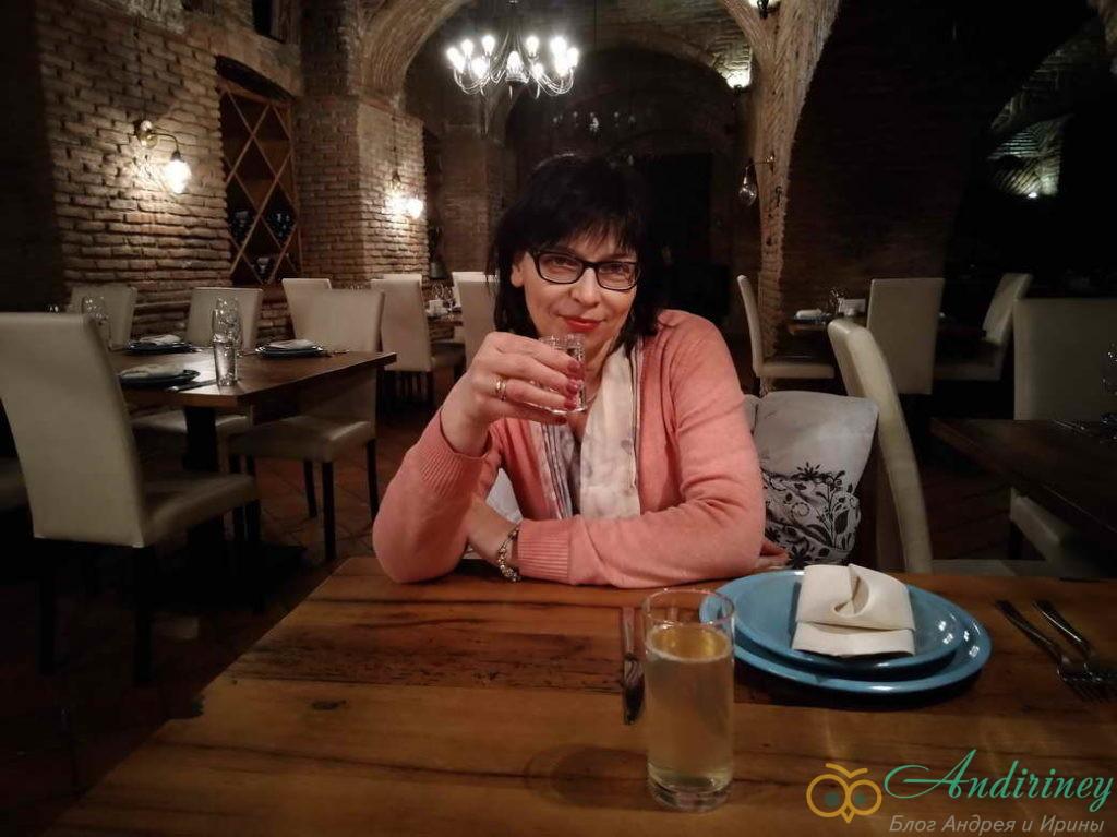 """Тбилиси. Ресторан """"Тифлис"""""""