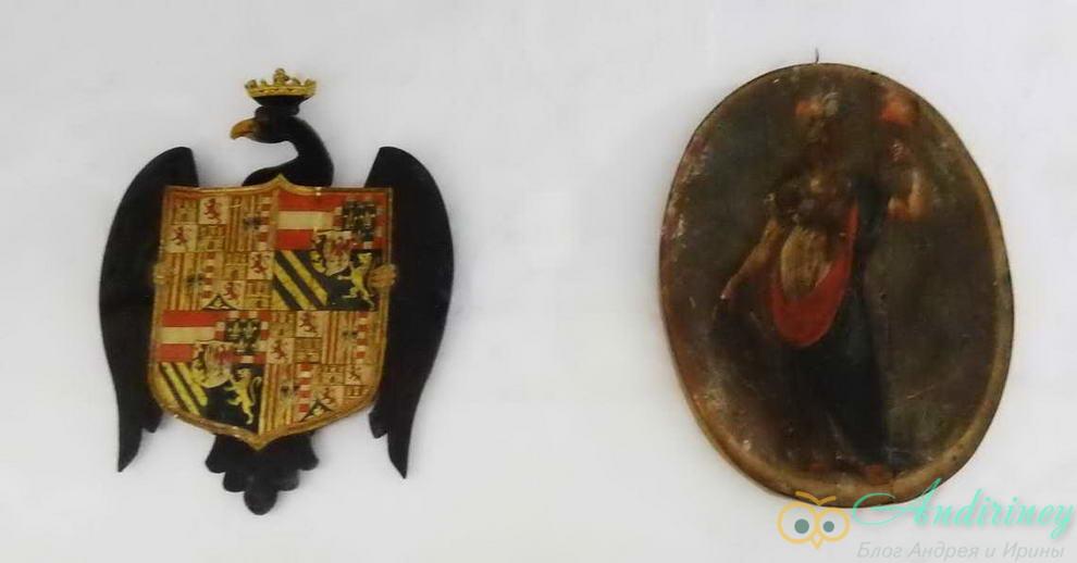 Деревянные предметы искусства в Соборном музее Мдины