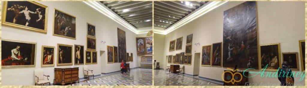 Соборный музей. Живопись