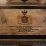 Кафедральный собор Святого Павла. Надгробные плиты на полу