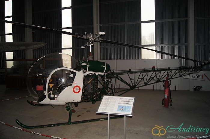 Agusta Bell 47G-2 AS7201