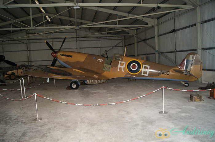Supermarine Spitfire MkIX EN199