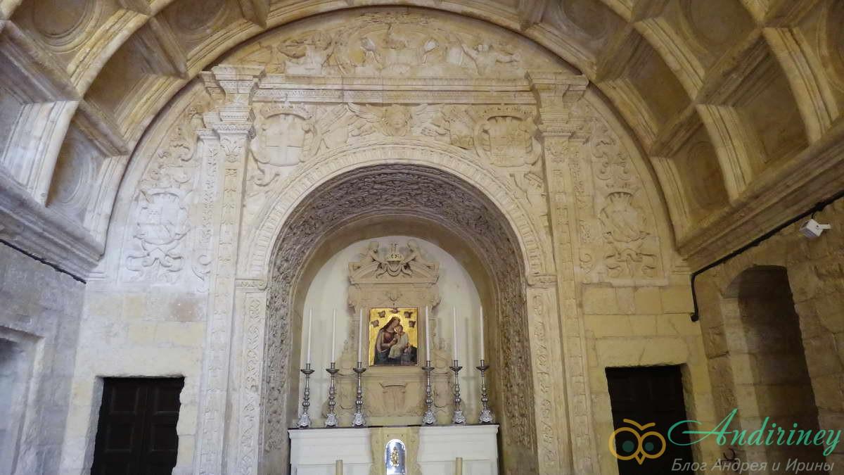 Форт Сент-Элмо. Часовня святой Анны