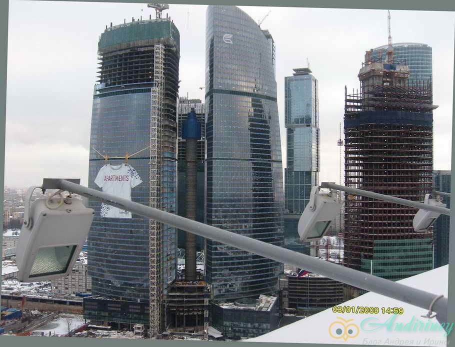Строящееся Сити