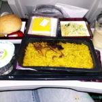 Как кормят Qatar Airlines