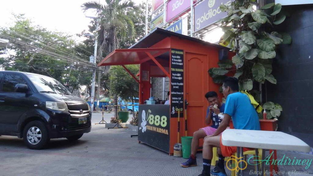 Еда на Филиппинах