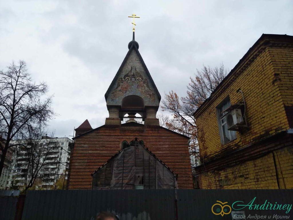 Храм староверов