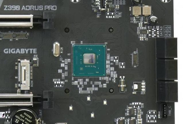 Анатомия материнской платы - чипсет Intel Z390