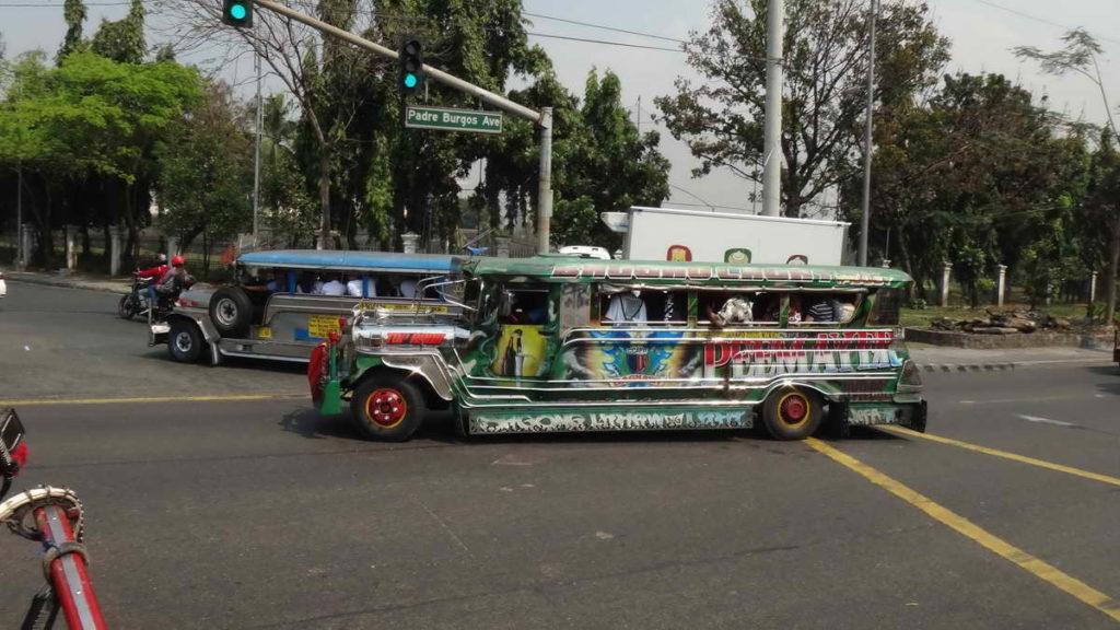 Отдых на Филиппинах - джипни