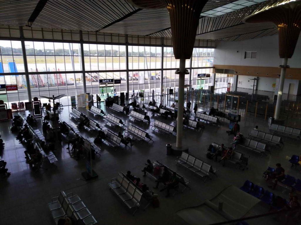 Отдых на Филиппинах - аэропорт Себу