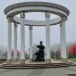 Памятник жёнам декабристов. Тобольск