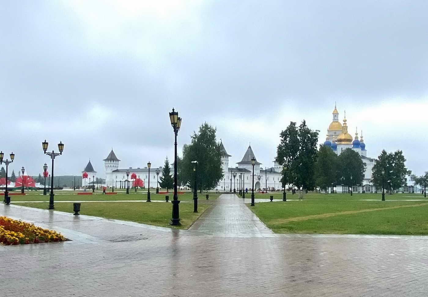 Тобольский Кремль. Что посмотреть в Тобольске