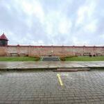 Расстрельная стена. Тюремный замок. Тобольск