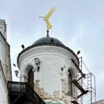 Что посмотреть в Тобольске. Золотой ангел