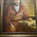 Портрет Семёна Ремезова. Дворец наместника. Тобольск