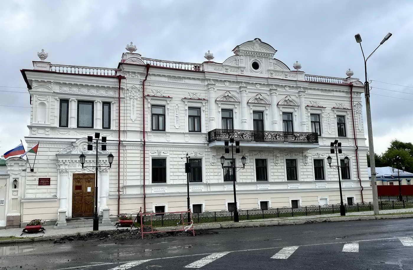 Тобольск. Судебная управа