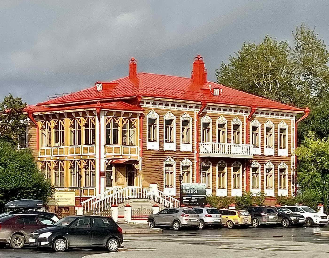 Дом мастеров. Что посмотреть в Тобольске