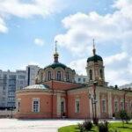 Ильинский монастырь. Один день в Тюмени