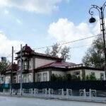 Один день в Тюмени. Дома и домики