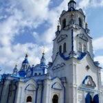 Знаменский собор. Один день в Тюмени