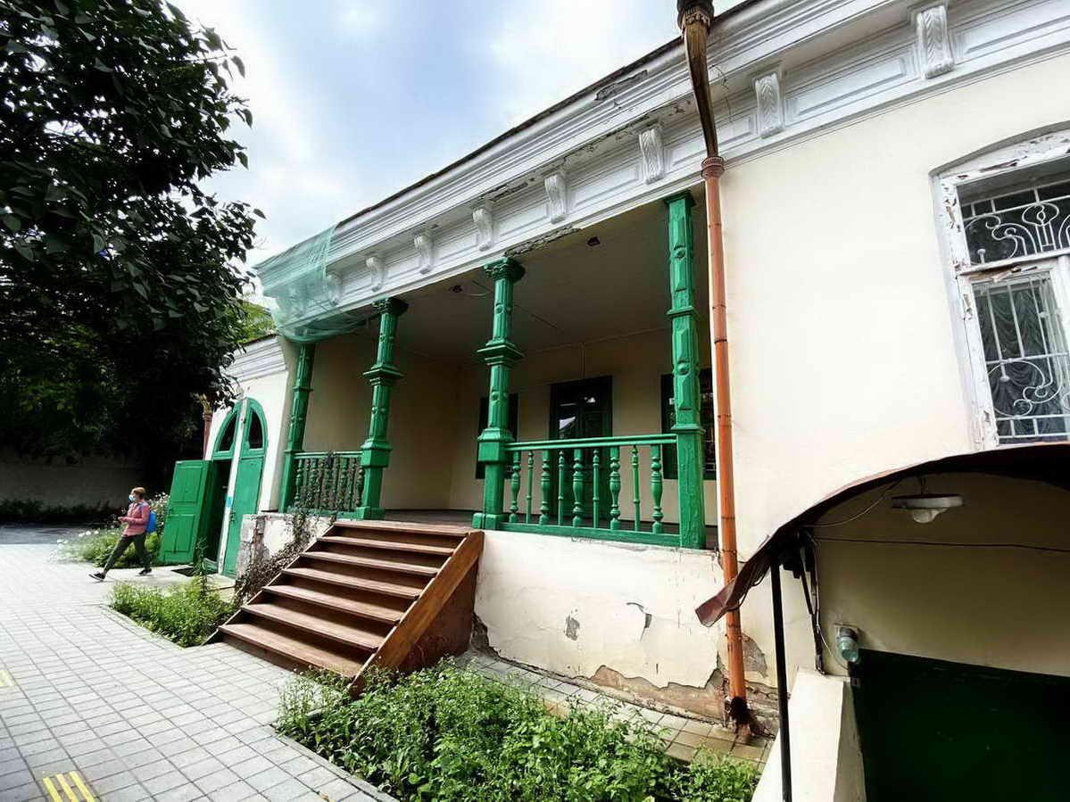 Дом Машарова