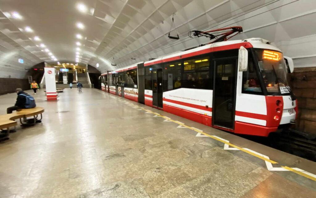 Скоростной трамвай в Волгограде
