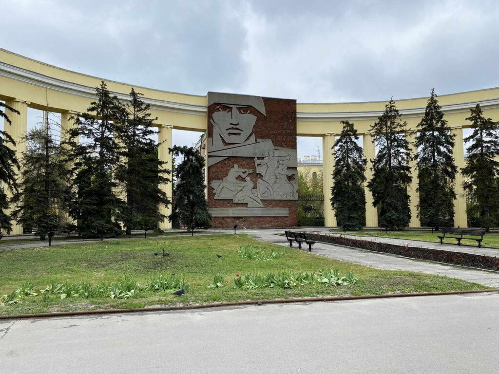 Дом Павлова. Волгоград