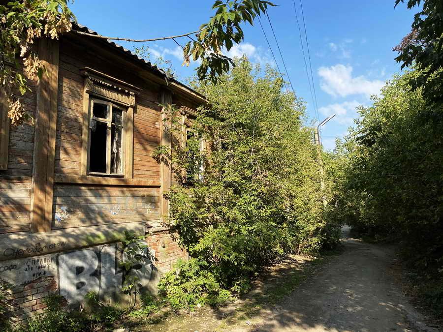 Рязань, улица Садовая