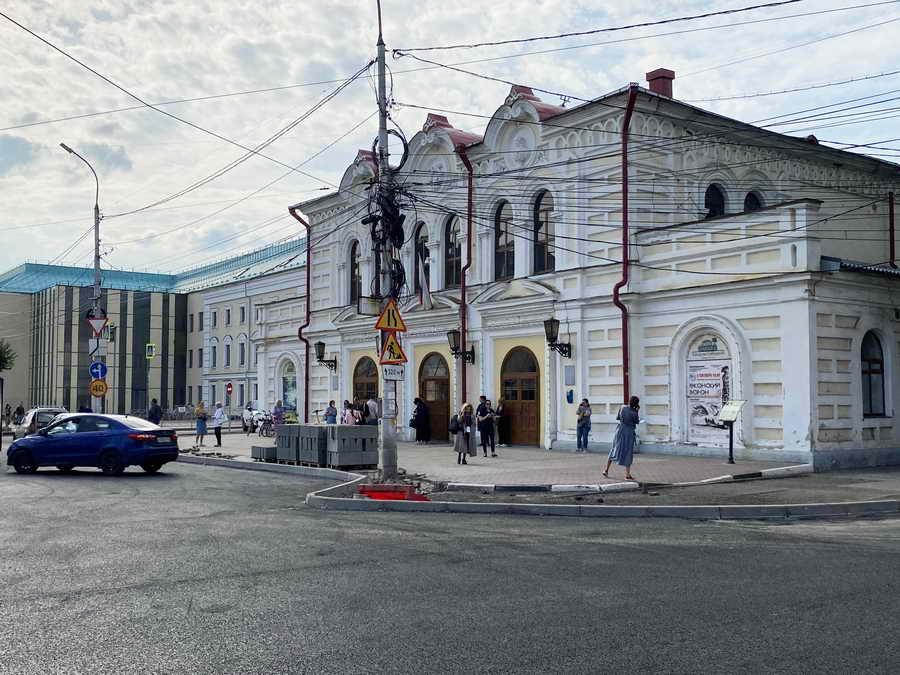 Соборный театр, Рязань