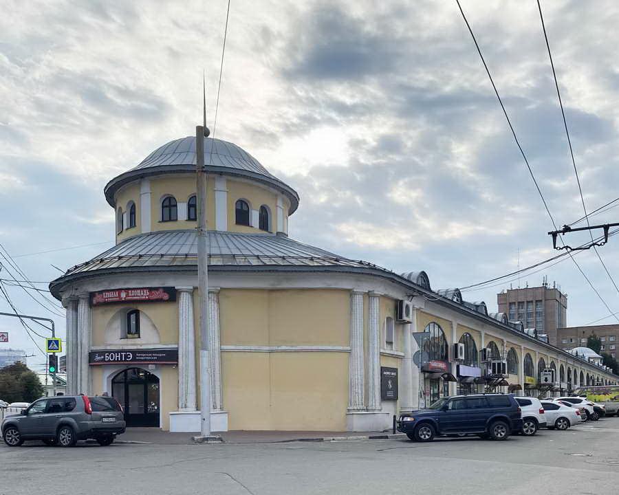 Ресторан Хлебная площадь