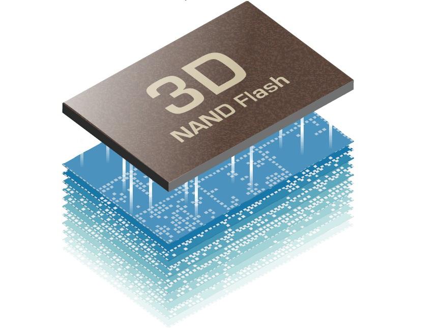 3D NAND – что это такое